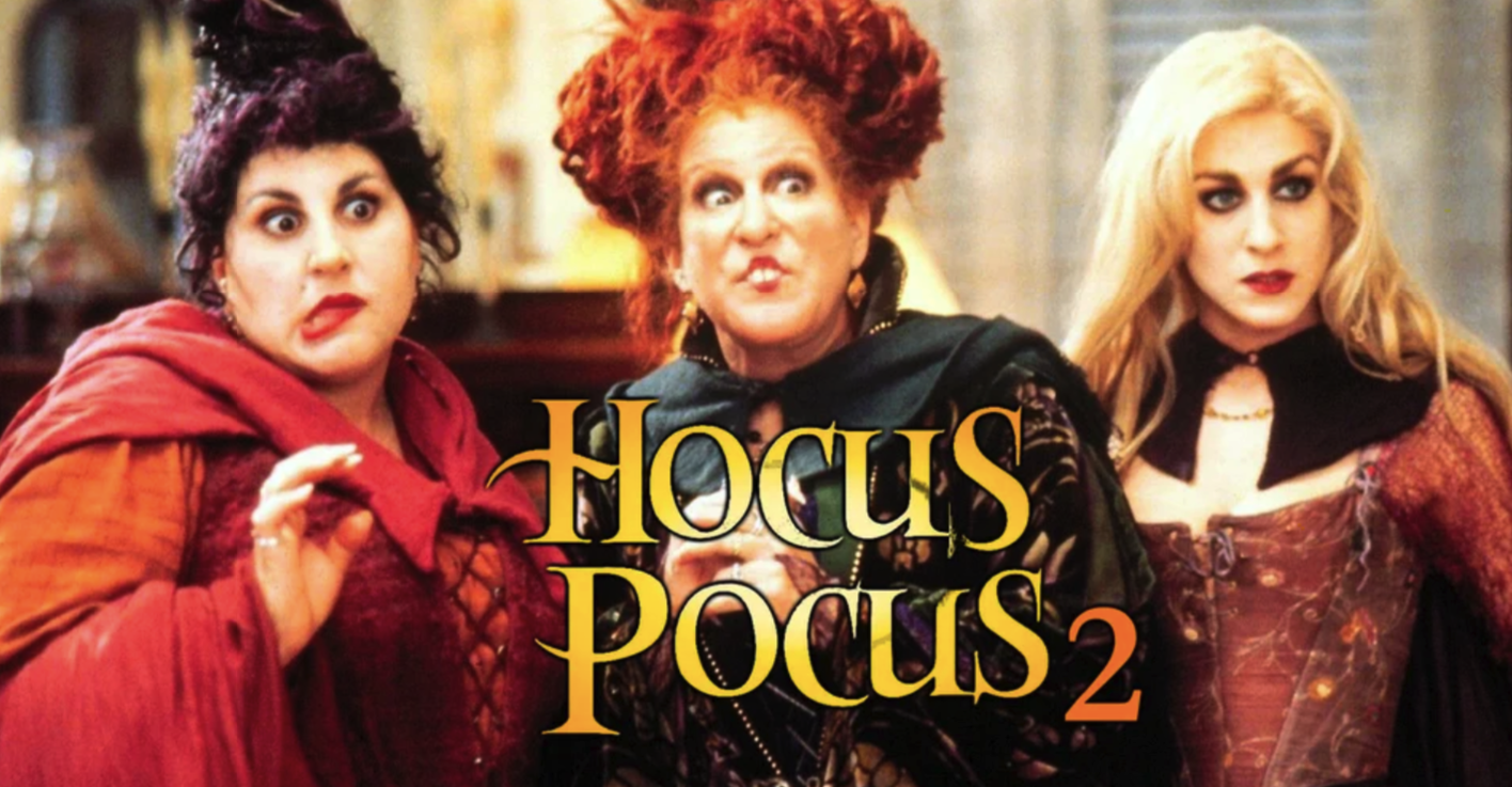 Hocus Pocus 2 Cast
