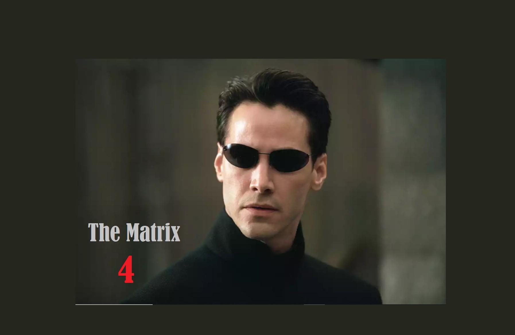 Matrix 4 Release Date Announced