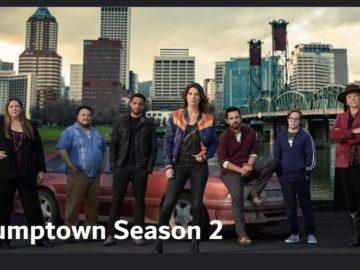 Stumptown Season 2
