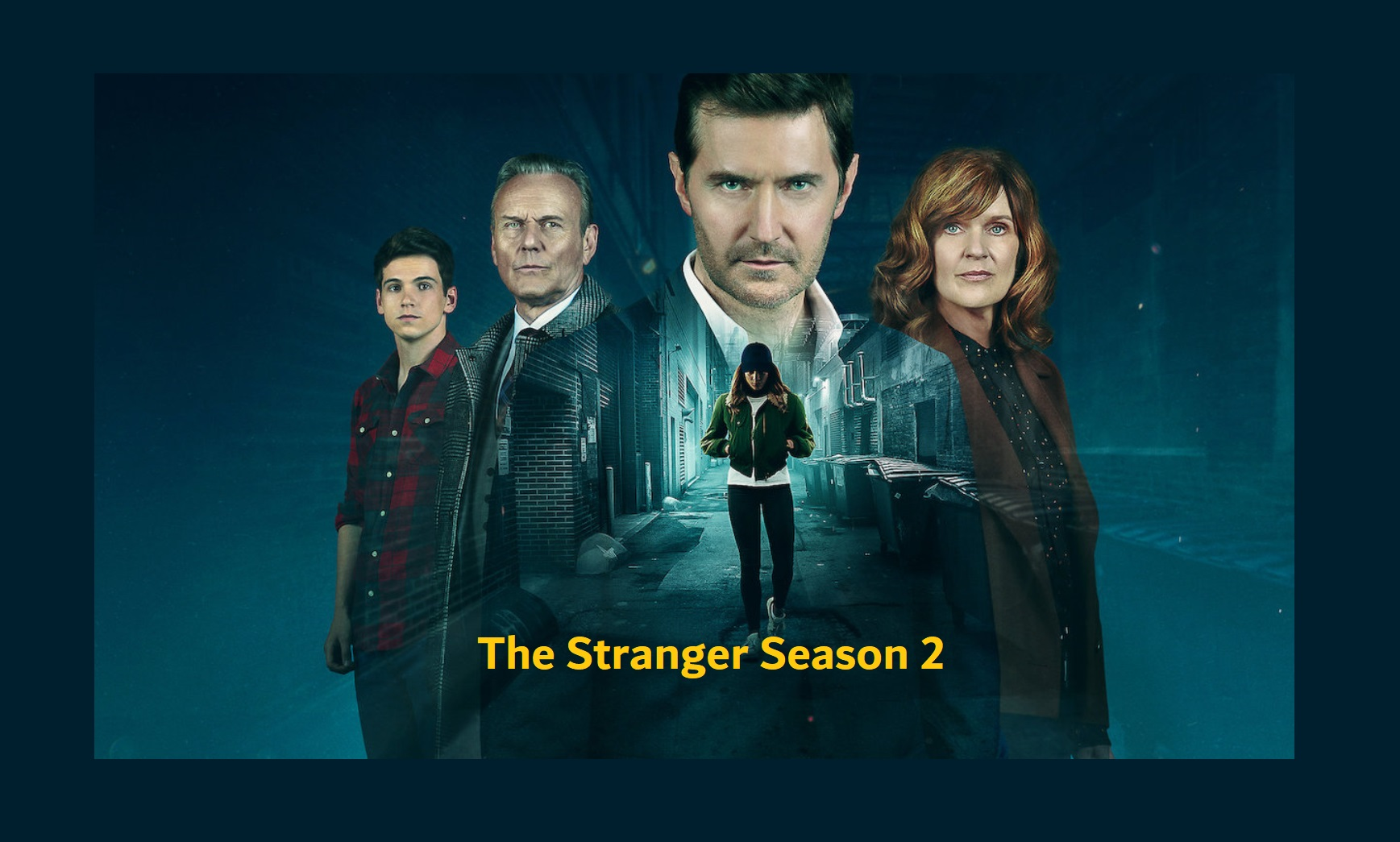 The Stranger Season 2