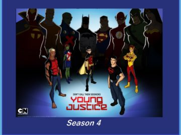 Young Justice Season 4 Coming Soon!