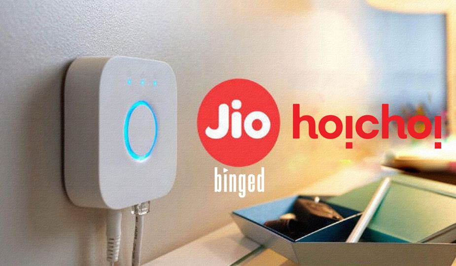 Hoichoi, the pioneer of Bengali entertainment OTT platform, will be available for JioFiber customers 1