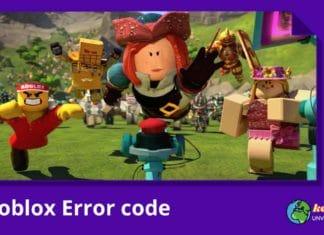 Roblox Error