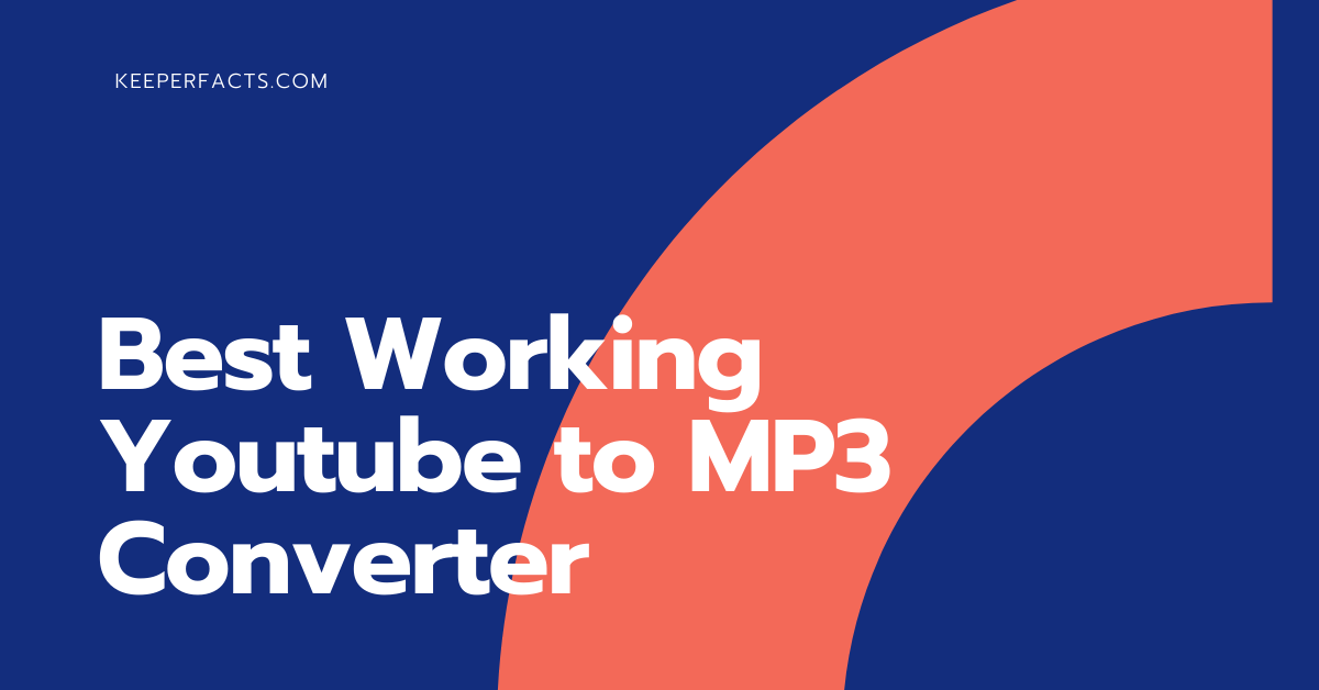 Best Working Youtube To Mp3 Converter Of September 2020
