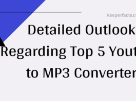 Top 5 Youtube to MP3 Converter