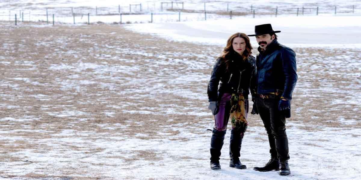 Wynonna Earp Season 4 Episode 5 Review: Holy War Part One - The Illuminerdi