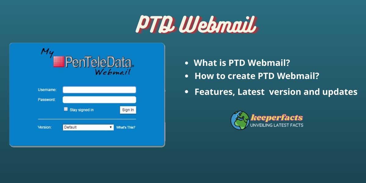 PTD-Webmail