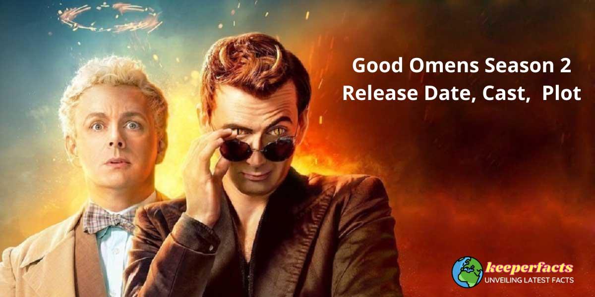 Good Omens Season 2, Good Omens Season 2 Release Date, Good Omens Season 2 Cast, Good Omens Season 2 Plot