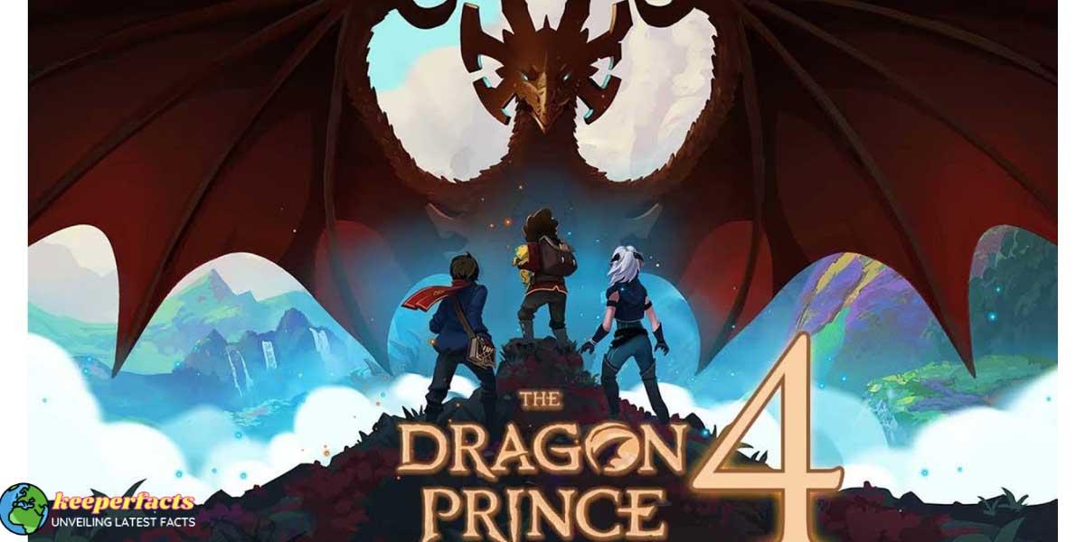 the dragon prince season 4
