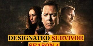 Designated Survivour season 4