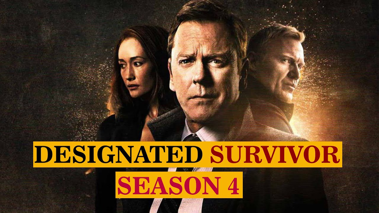 Designated Survivour season 4