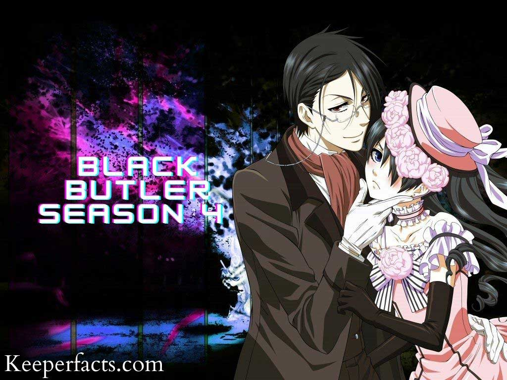 Black Butler season 4