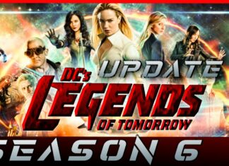Legends of Tomorrow season 6