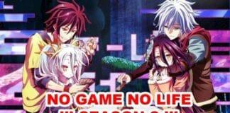 no life no game season 2
