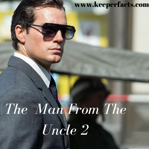 the man from the uncle 2