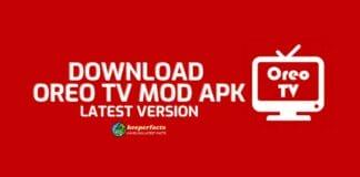 Oreo TV Mod Apk
