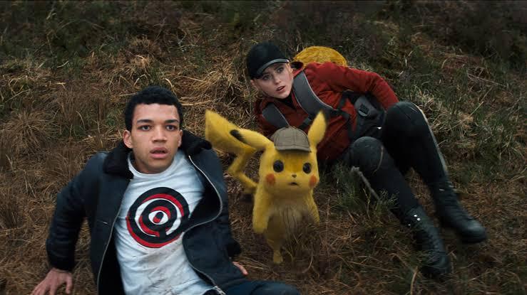 Detective Pikachu 2 cast