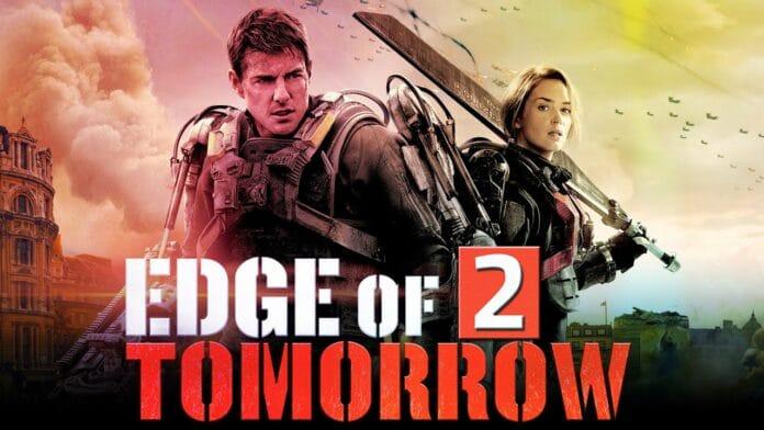 edge of tomorrow 2