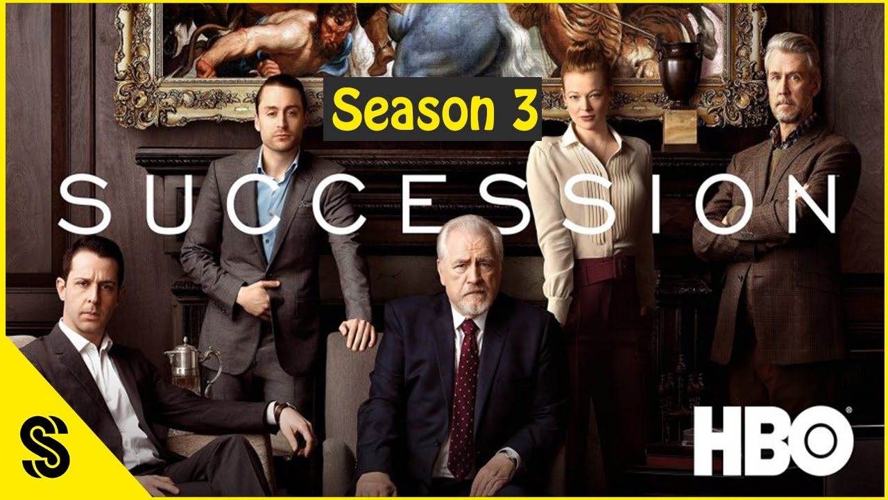 Succession Season 3