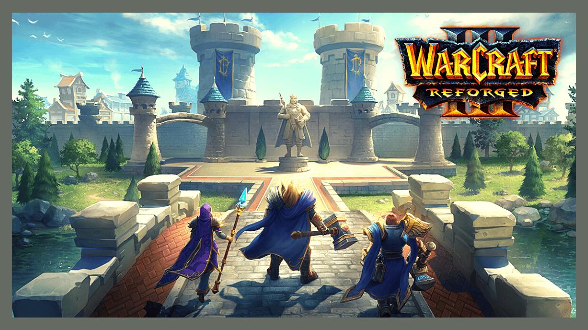 Warcraft-3: Reforged