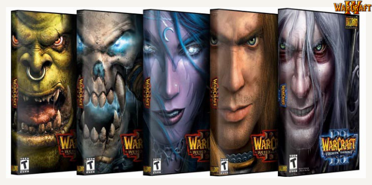 Warcraft series