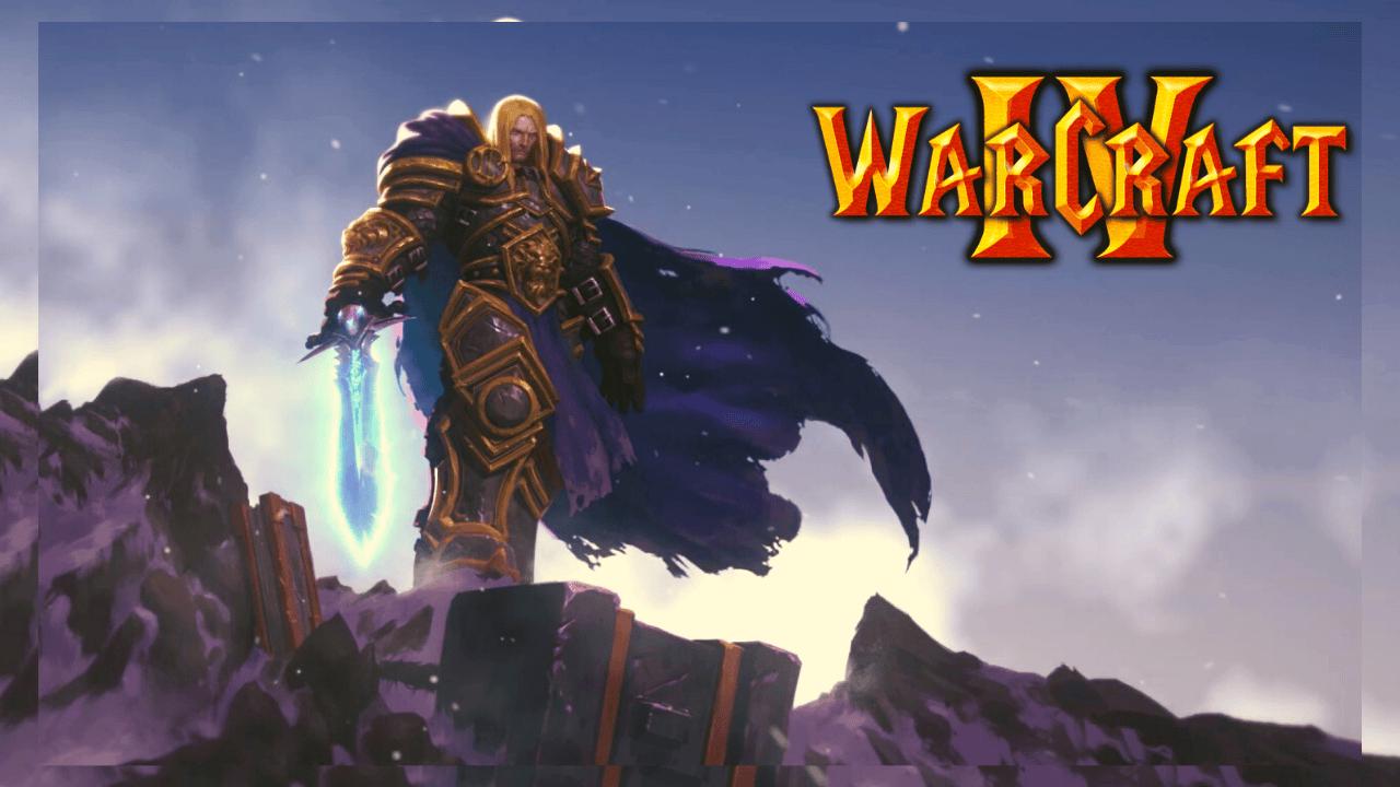 Warcraft-4 reboot
