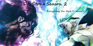 Dr Stone Season 2