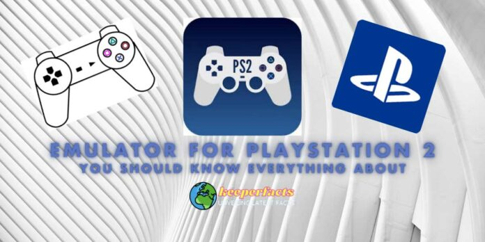 Emulator for PlayStation 2