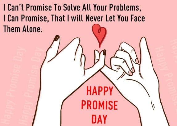 valentine's week promise day