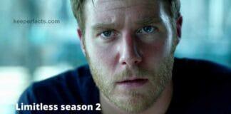 limitless season 2