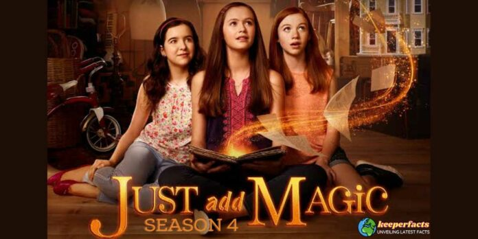 Just Add Magic Season 4