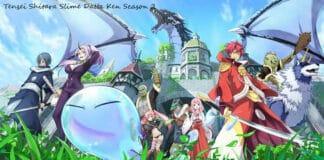 Tensei Shitara Slime Datta Ken Season 2