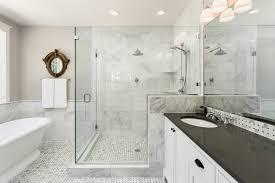 Glass Bathroom Screens