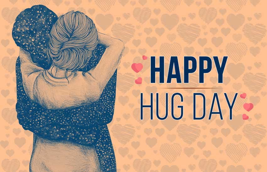 happy hug day 2021