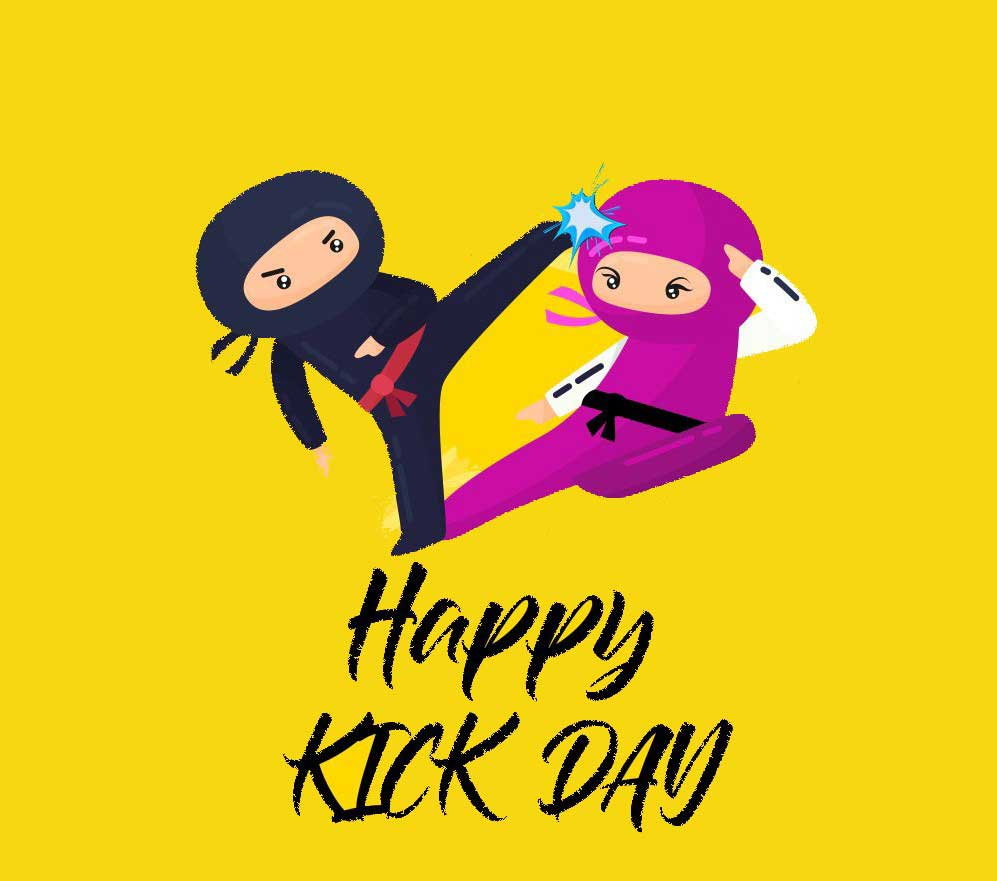 happy kick day