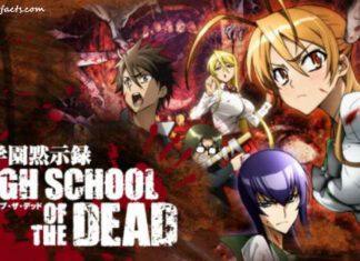 high school of the dead season 2