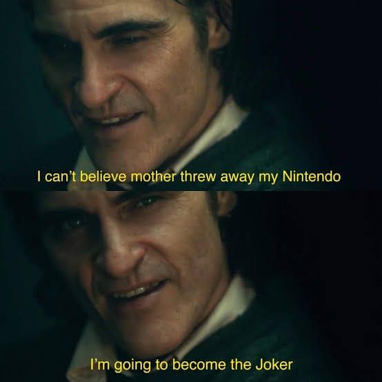 Joker dialogue