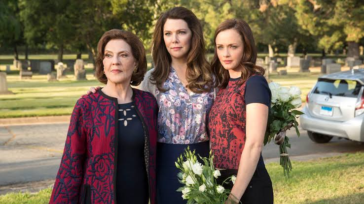 Gilmore girls: a year in a life