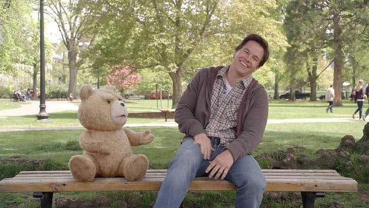 Ted and john