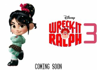 Wreck it ralph 3