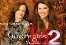 Gilmore Girls: a Year in a Life 2