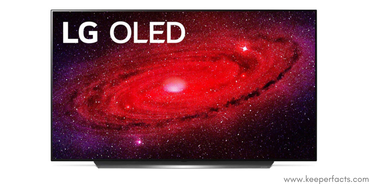 "LG OLED55CXPUA 55"" 4K Smart OLED TV"