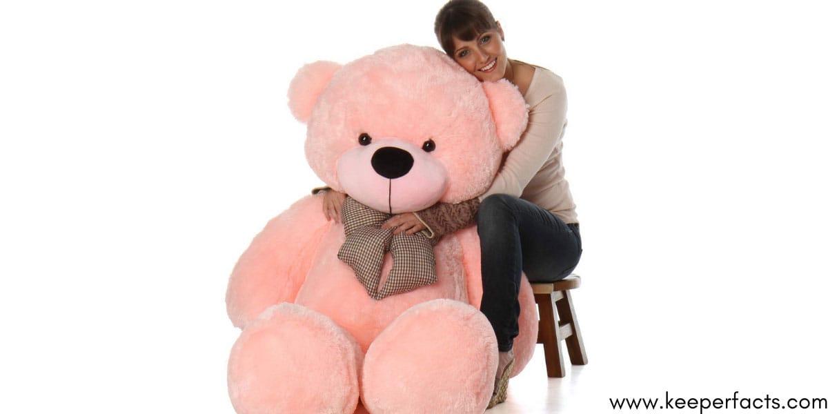 Hug 'n' Feel Soft Toys Extra Large