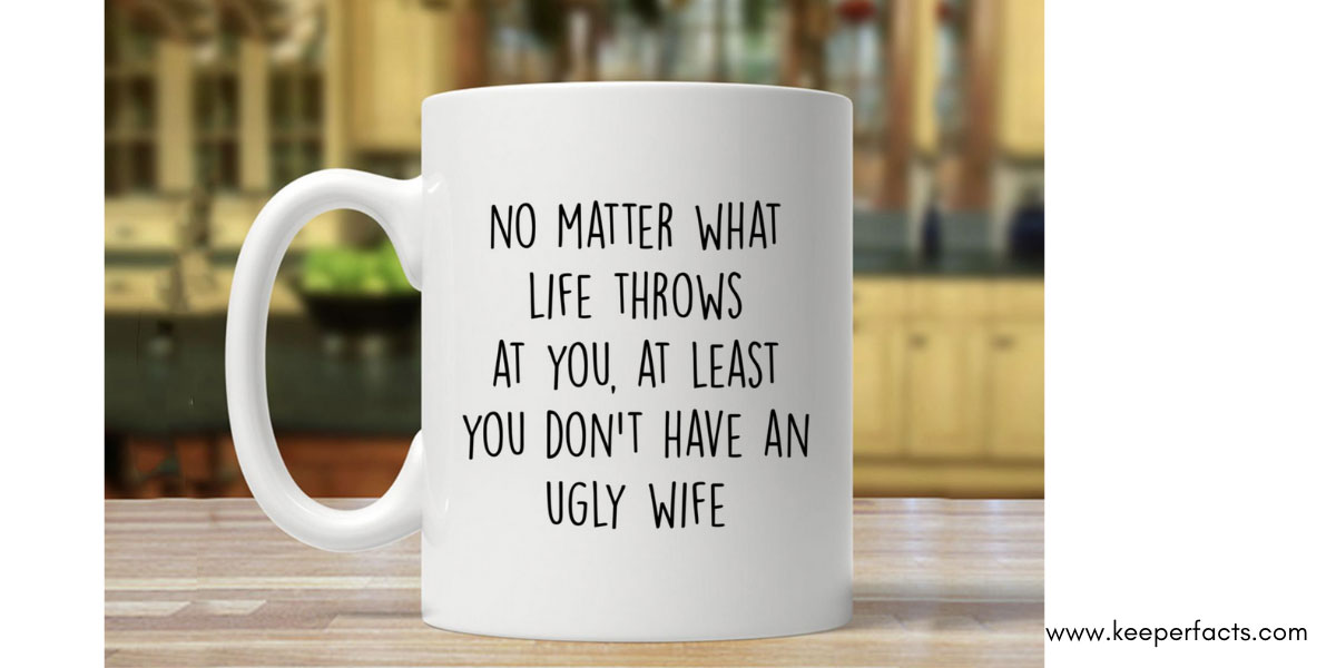 Funny Cup for husband