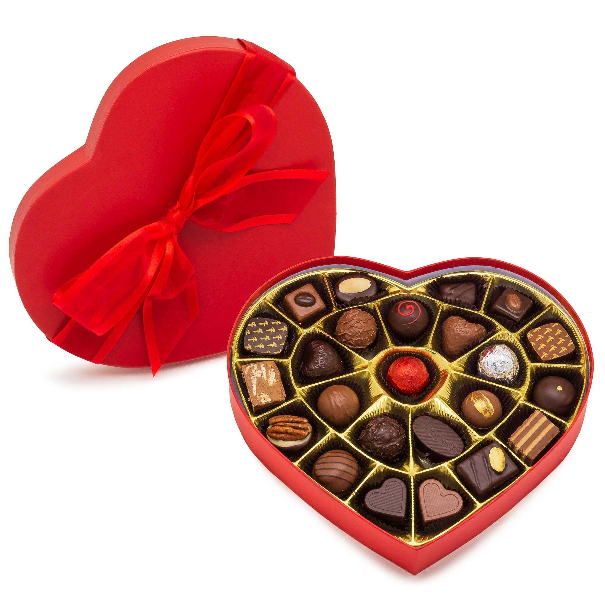 Heart Box of Grand Assortment