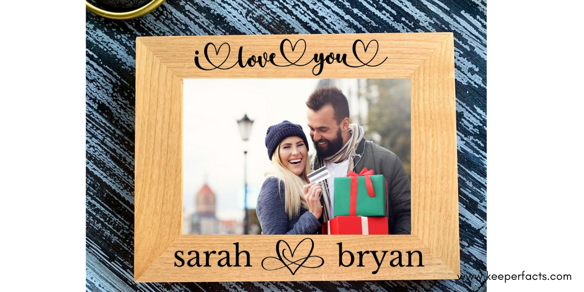 Personalized Valentines Gift