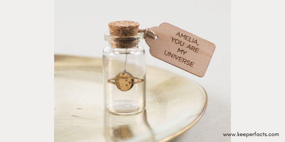Universe Inside the bottle