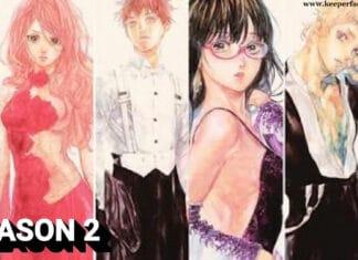 Ballroom E Youkoso Season 2