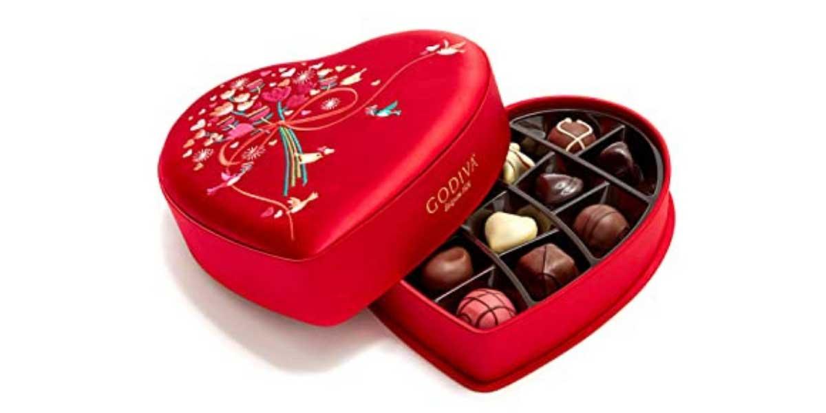 Chocolatiers Valentine's Day Gift Box