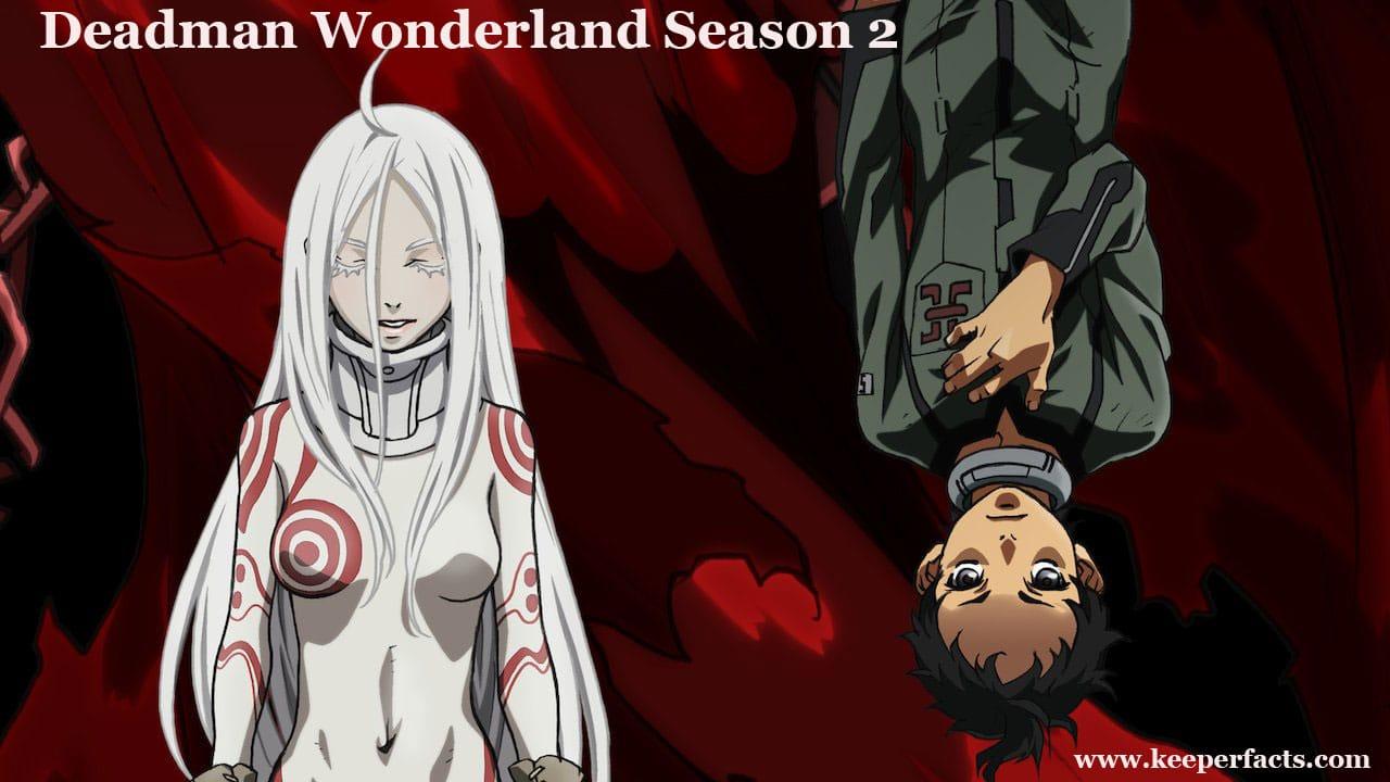 Deadman Wonderland Season 2